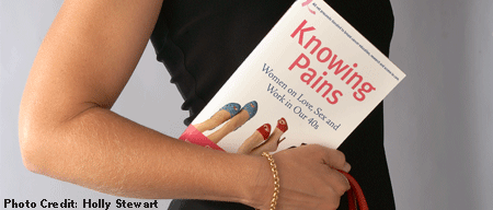 Print design for Knowing Pains